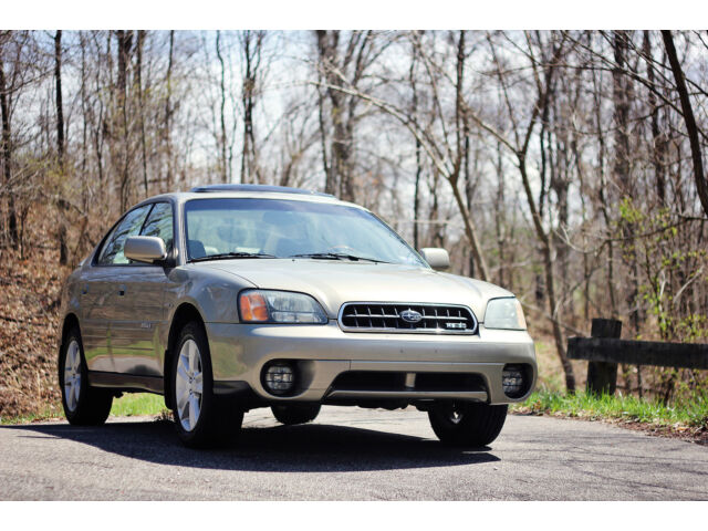 2004 Outback H6 3.0, AWD, Heated Leather, 110k Miles, Sunroof