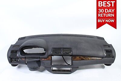 00-06 BMW E53 X5 Dash Dashboard Air Vent Trim Panel Compartment Assembly A51 OEM