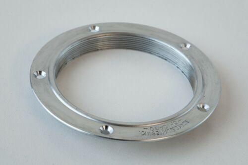 Burke&James Lens Board Retaining Ring/Flange 50mm Thread for Large Format Camera