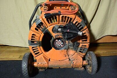 Ridgid Seesnake Max Rm200a Self Leveling Picture 120 512hz Counter Plus
