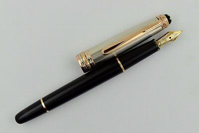 Montblanc Meisterstuck 75th Anniversary Limited Edition 1924 Doue Fountain Pen