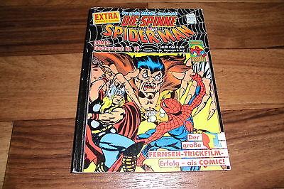 Marvel präsentiert:   die SPINNE  # 16 -- Spider Man Taschenbuch von Condor 1992