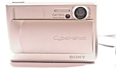 Sony Cyber-shot DSC-T1 5.0MP Digital Camera - Silver online kaufen