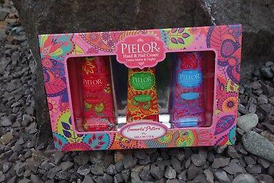 Shea Butter Geschenk-set (Handcreme 3er Set Shea Butter Pink Geschenk Relaxen Wellness)