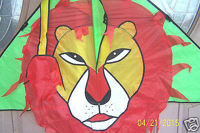 lion delta kite 65 w x 31