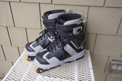 Mens Rollerblade TRS DT4 Downtown 4 Aggressive Inline Skates 9 EUR 42