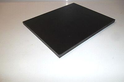 9055) HP, Hartpapier, schwarz, 10mm