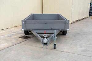 10x5 Tandem Box Trailer 1990kg ATM - 100% Australian Steel Pooraka Salisbury Area Preview