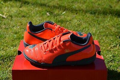 NEW! Boys Puma Evopower Shoes Size 12 UK [31 EU]