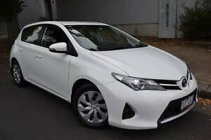 2013 Toyota Corolla ZRE18 AUTO Ascent Hatchback 5dr S-CVT 7sp 1.8i Coburg Moreland Area Preview