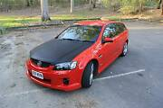2008 Holden Commodore Wagon SSV V8 MY09 Carseldine Brisbane North East Preview