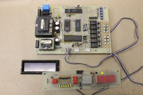 VirTis unitop 200SL Freeze Dryer Control Board PN: 1600-5249 Rev A +1600-5250