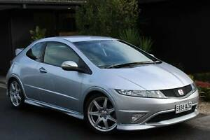 2010 Honda Civic TYPE R Manual Hatchback Mile End South West Torrens Area Preview