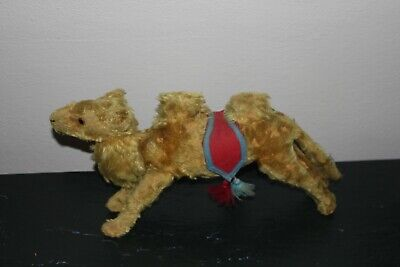 Antique Steiff Stuffed Toy Camel