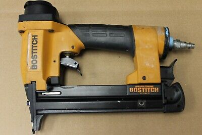 Bostitch Pneumatic Stapler W Case S32sx Finish Trim 12 To 1-38 36057