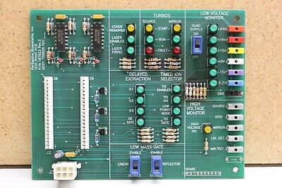 Perseptive Biosystems Test Point Pcb Board 107023 Rev. 2