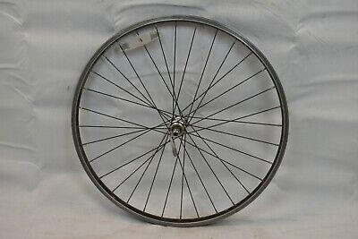 Wheel Al 26 Front Alex X101 Qr Silver Ss