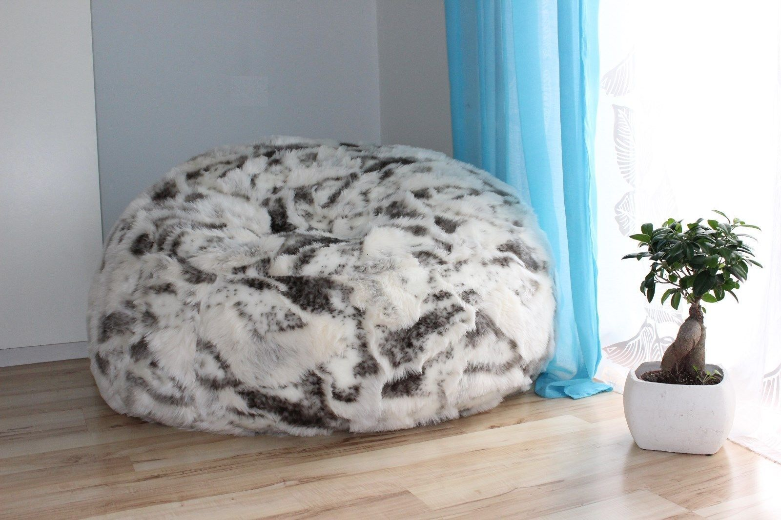 How To Make A Bean Bag Chair Cover