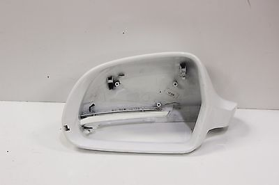 L70760 2006 2013 Audi A3 Side View Door Mirror Housing 05 11 A6 Driver Side OEM