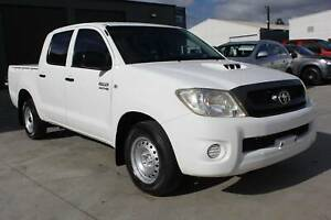 2011 Toyota HiLux SR 4X2 150 Series (Manual) Mowbray Launceston Area Preview