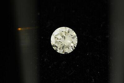 GIA .62ct Round Brilliant Loose Diamond I color, SI1 clarity 5.47-5.53 X 3.25mm