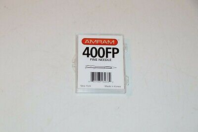 Amram 400fp Fine Tagger Tagging Gun Replacement Needles- Pack