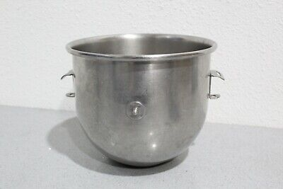 Genuine Hobart A-200-20 20qt Stainless Steel Mixer Bowl