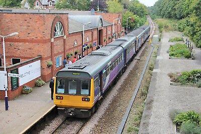 142022+150150 Arriva Northern 6x4 Quality British Rail Photo