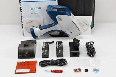 Bruker S1 Titan 600 Handheld Xrf Spectrometer Portable X-ray Analyzer