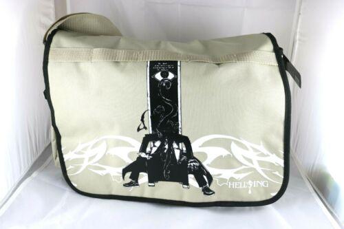 Hellsing Anime Ultimate Art Great Eastern Entertainment Messenger Shoulder Bag