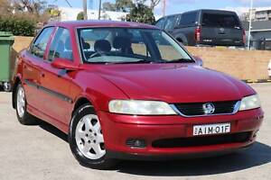 2000 Holden Vectra CD Automatic Sedan Campbelltown Campbelltown Area Preview