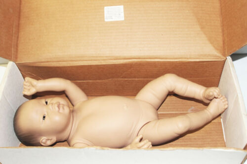 RealCare Baby Think It Over Doll Boy G4 Gen 4.1 Female Asian Real Care w/ Box