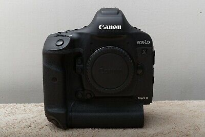 Canon EOS 1DX Mark II body - Brand new shutter, just cleaned and checked