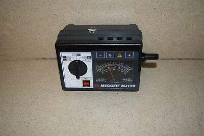 Ss Megger Avo Insulation Continuity Tester Mj159