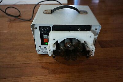 Ismatec Sa Peristaltic Pump Vario Dosing Cole Parmer 7337-00 Used 2-line