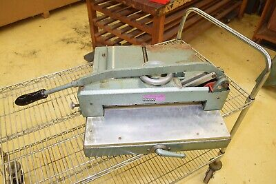 Triumph Guillotine Commercial Paper Cutter