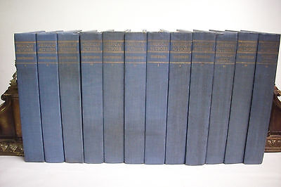 1900 12 Volume Set American Authors In Prose And Poetry Whittier Longfellow