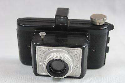 Super Excella Rollfilmkamera Bakelit 6,5 x 4 cm