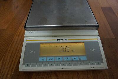 Sartorius Lp5200s Analytical Lab Scale Digital Balance Delta Range 10 Mg No Pw