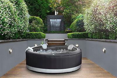 Luxus Whirlpool MSpa Premium P-CA In- / Outdoor Pool O³ OZON 3 stufige Massage