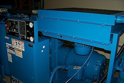 Quincy Qsi 750 150 Hp. Rotary Screw Air Compressor 1yr. Airend Warranty