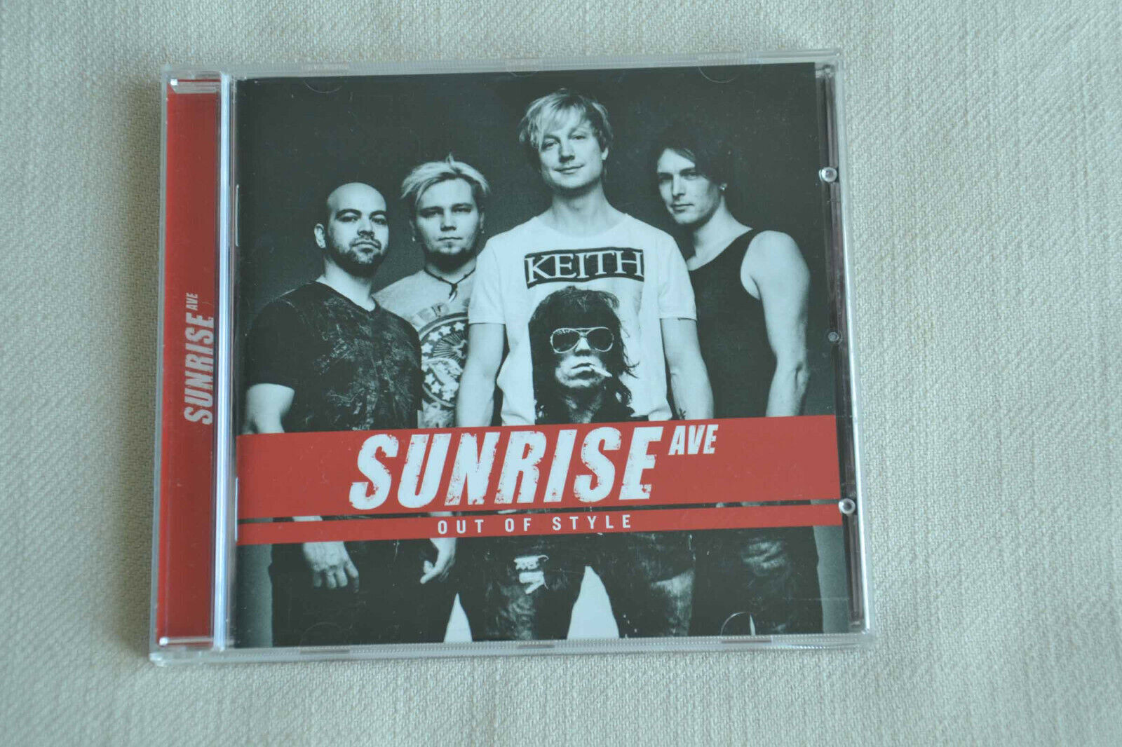 CD Album Sunrise Avenue - Out Of Style / Aus Privater CD Sammlung - 2,00 €