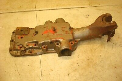 1955 Ferguson To-35 Gas Tractor 3pt Top Cover