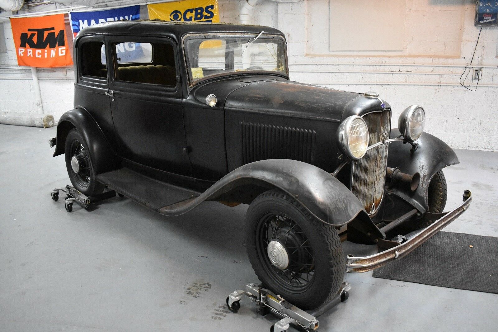 """1932 Ford Other  1932 Ford Victoria """"Vicky"""" Barn Find - RARE"""