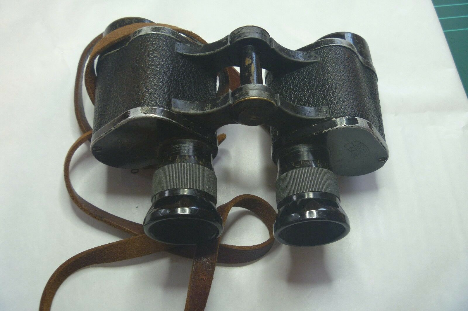 Vintage Genuine Carl Zeiss Jena Telex 6x24 binoculars  1585259    (Germany)