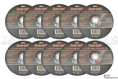 20 Vct Pro 7 Cut Off Wheels Disc Blades Hard Metal Fits Dewalt Grinders