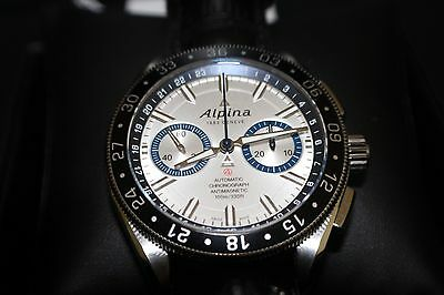 Alpina Alpiner 4 Automatic Chronograph Men's Watch AL-860AD5AQ6