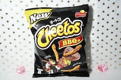 FritoLay JAPAN Cheetos Barbecue BBQ Flavor Corn Snacks Frito Lay (Bbq Corn)