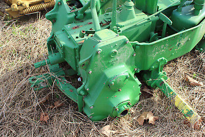 Antique John Deere M 40 Crawler Dozer M938t Final Drive Farmerjohnsparts