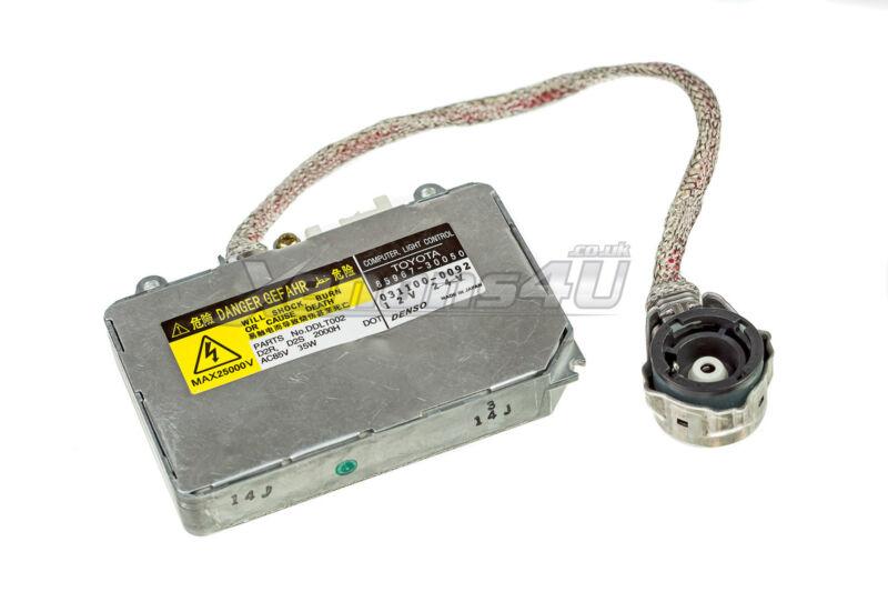 Denso Koito D2S D2R KDLT002 DDLT002 Xenon HID Headlight Ballast Control Unit ECU
